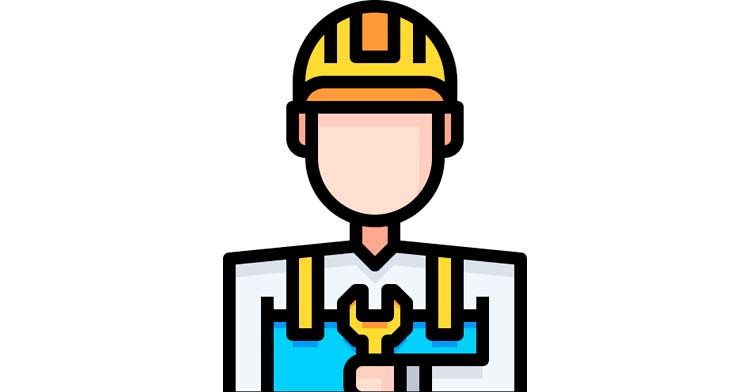 Dygtige mekanikere der udfører reparationer og udskiftninger af koblinger